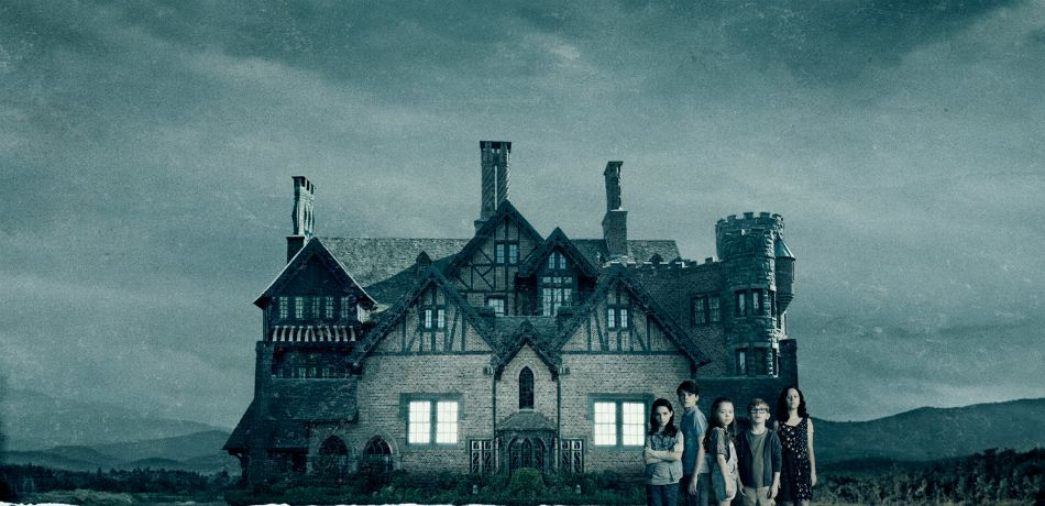 The Haunting Of Hill House Flawed Cracked But Rare